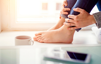 Weird things your feet can tell you about your health